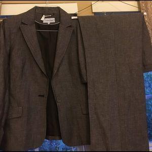 Calvin Klein woman's business suit